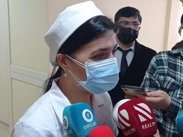 Bu günə qədər 300-dən artıq FHN əməkdaşı vaksinasiya olunub