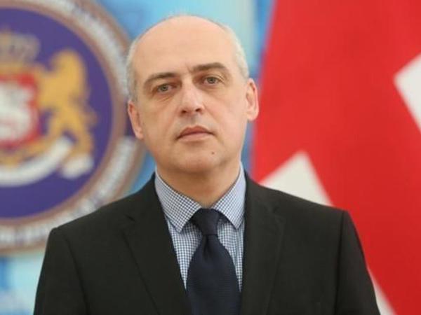 Gürcüstan XİN başçısı Türkiyədə səfərdədir