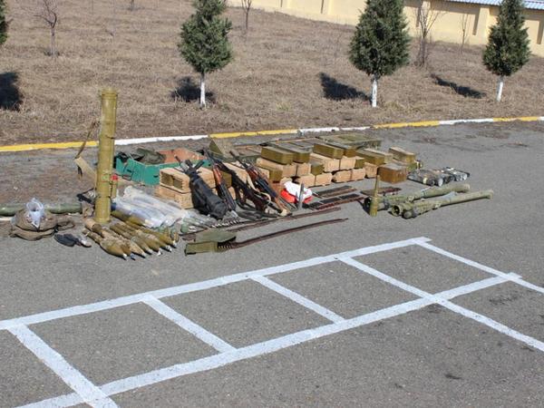Füzuli rayonunda ermənilərin atıb qaçdığı 2 zenit-raket kompleksi aşkarlandı -  VİDEO - FOTO