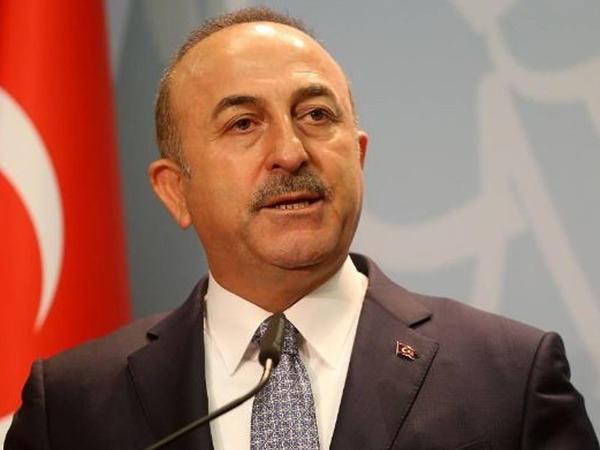 """Türkiyə-Azərbaycan-Gürcüstan üçtərəfli iş birliyinə önəm veririk - <span class=""""color_red"""">Çavuşoğlu</span>"""