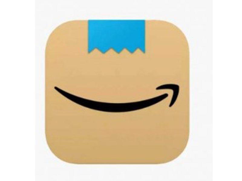 """Yeni """"Amazon"""" loqosu Hitlerin bığına bənzədildi - FOTO"""
