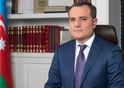 Ceyhun Bayramov Türkiyədə baş vermiş helikopter qəzası ilə bağlı başsağlığı verib