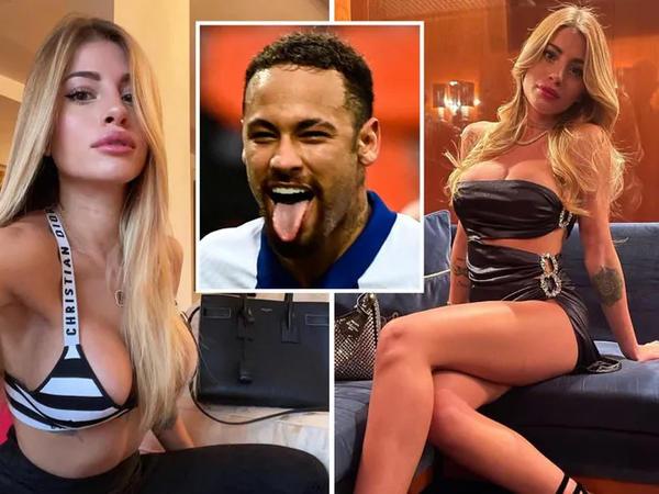 Neymar yeni eşqə düşdü, lakin... - FOTO