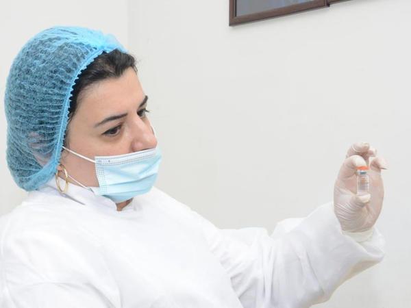 Bir gündə Azərbaycanda 24 mindən çox insan vaksinasiya olunub
