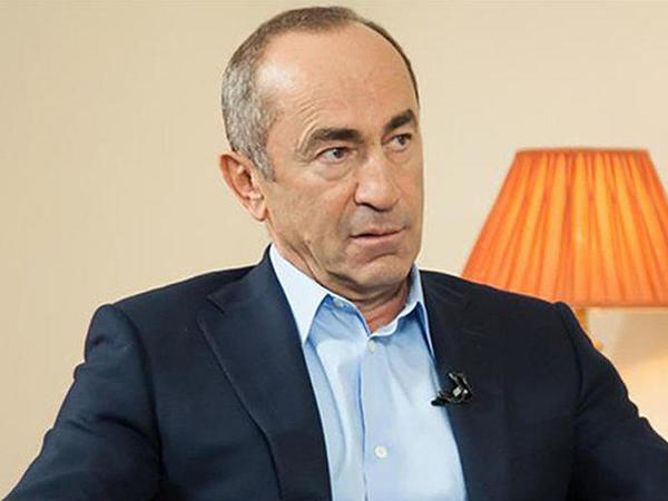 """Köçəryan """"Vətənin xilası hərəkatı""""na rəhbərlikdən imtina etdi"""