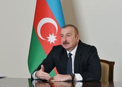 Prezident İlham Əliyev: Ölkəmizin gələcəyini elə planlaşdırmalıyıq ki, uzunmüddətli dayanıqlı inkişaf təmin edilsin