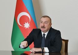 Prezident İlham Əliyev: Deyirlər ki, biz yeddi rayonu azad etmişik, elə deyil, daha çox ərazini azad etmişik