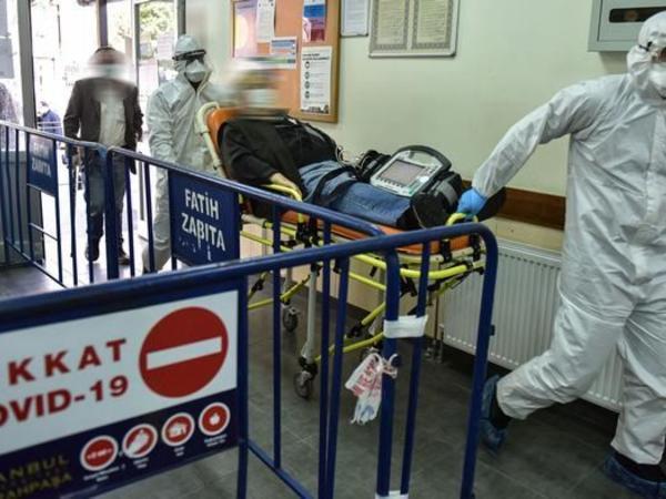 Türkiyədə son sutkada koronavirusdan 7 873 nəfər sağalıb