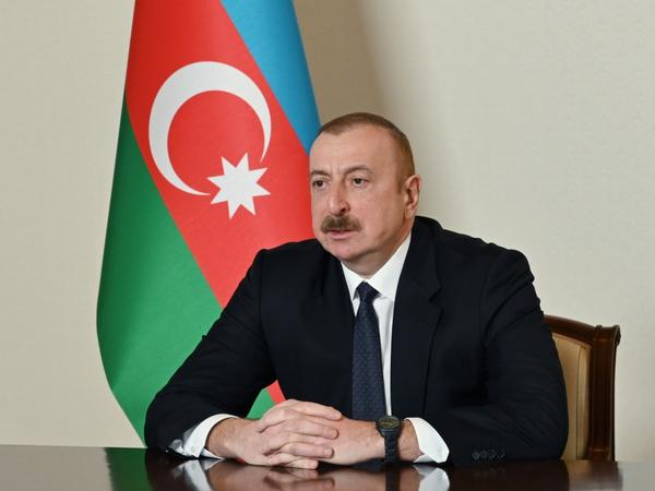 Prezident İlham Əliyev: Bizim ölkə daxilində heç bir siyasi qurumla heç bir problemimiz yoxdur