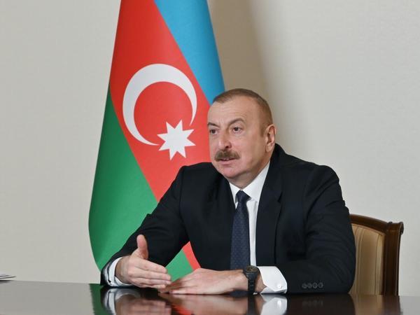 Prezident İlham Əliyev: Prezident seçkilərindən sonra bəyan etdiyim proqram icra edilir və hədəflərimizə çatırıq