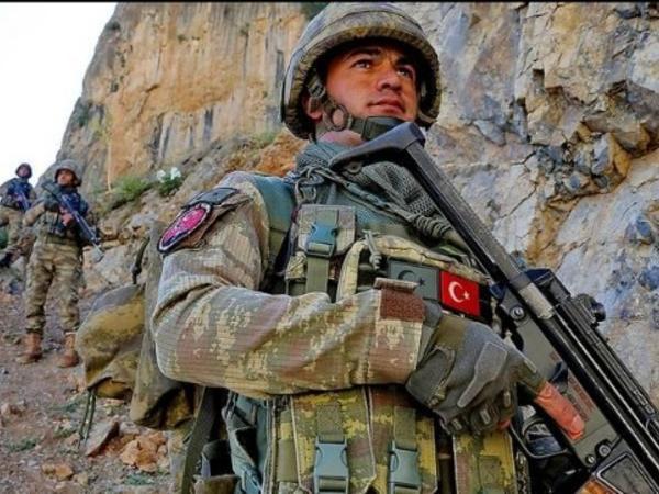 Türkiyə ordusu terrorçuları zərərsizləşdirdi