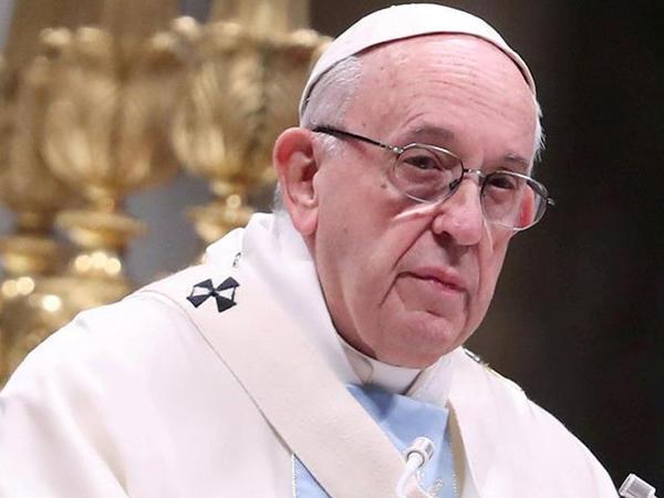 Roma papası peyvənd olunduqdan sonra ilk xarici səfərini reallaşdırdı