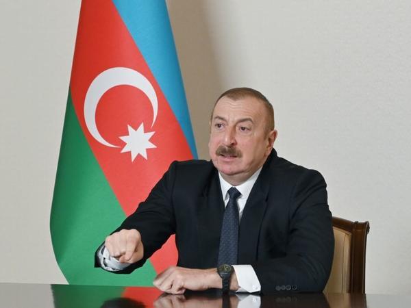 Azərbaycan Prezidenti: Lüksemburq o qədər də böyük, yumşaq desək siyasi çəkiyə malik olan ölkə deyil ki, naziri bizə irad tutsun
