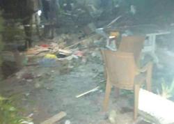"""Minalanmış avtomobil məşhur restoranın yanında partladıldı: <span class=""""color_red"""">20 nəfər öldü</span>"""