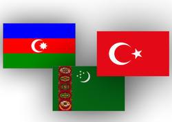 """&quot;Azərbaycan, Türkiyə və Türkmənistan arasında üçtərəfli görüş keçiriləcək&quot; - <span class=""""color_red"""">Çavuşoğlu</span>"""