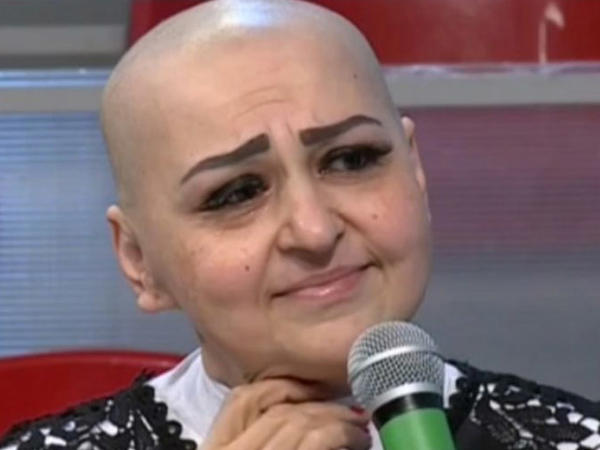 """Xərçəngə qalib gələn """"Toppuş bacı""""nın son halı - FOTO"""