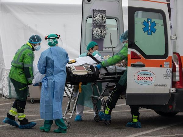 İtaliyada 2020-ci ildə ölüm halları 21 faiz artıb