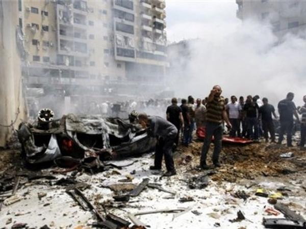 Suriyada terakt: 18 nəfər ölüb, 3 nəfər yaralanıb