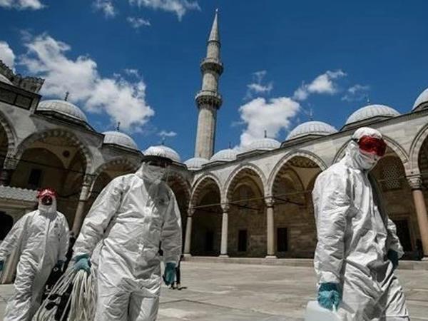 Türkiyədə 65 nəfər koronavirusdan vəfat edib