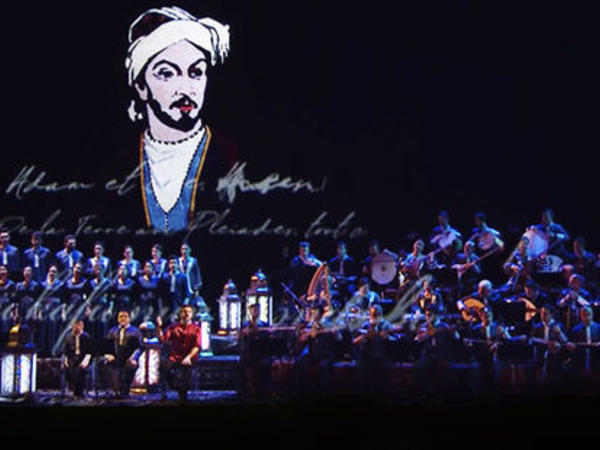 """Sami Yusufdan """"Sığmazam"""" qəzəlinə musiqili kompozisiya - <span class=""""color_red"""">VİDEO</span>"""
