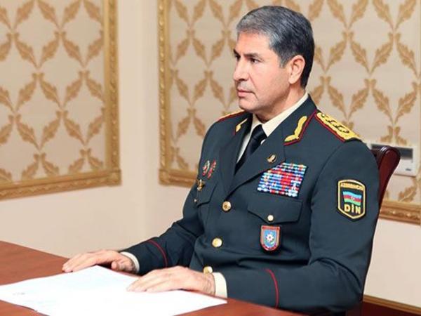 Vilayət Eyvazov DYP-nin rəisini vəzifəsindən azad etdi