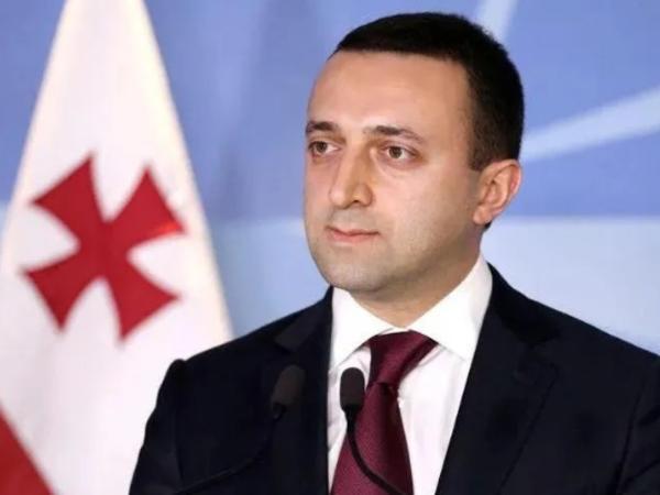 """Gürcüstanda səsyazısı qalmaqalı - <span class=""""color_red"""">Baş nazirin istefası tələb olunur</span>"""