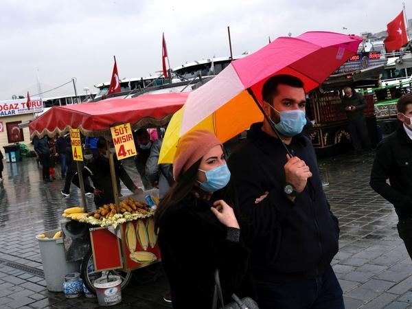 Türkiyədə koronavirusdan sağalanların sayı 2,61 milyon nəfəri ötüb