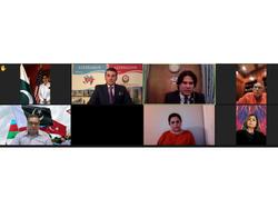 Azərbaycan və Türkiyənin Los Ancelesdəki baş konsulları Pakistan icmasının rəhbərləri ilə görüşüb - FOTO