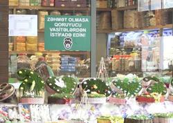Bazarlarda bayramqabağı vəziyyət - VİDEO