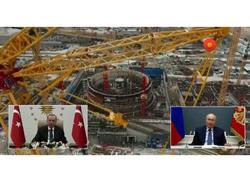 Ərdoğan və Putin Akkuyu AES-in üçüncü reaktorunun təməlqoyma mərasimində iştirak edir