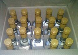 Gürcüstandan idxal edilən spirtli içkilər yararsız çıxıb