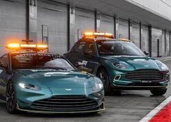Formula 1 çempionatının yeni təhlükəsizlik avtomobili təqdim edilib - FOTO