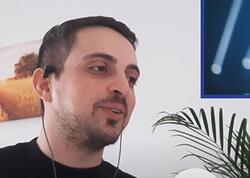 """Erməni rəqqas """"Eurovision"""" mahnımızı tərifləyib sülh çağırışı etdi - VİDEO"""