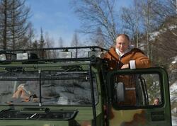 Putinin tayqada istirahət zamanı geyimi neçəyə başa gəlib? - FOTOlar