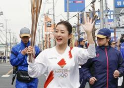 Yaponiyanın Baş naziri Olimpiya məşəli estafetinin start mərasimində iştirak etməyəcək