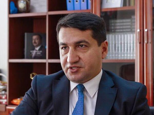 Ermənistan Azərbaycan əhalisinə qarşı etnik təmizləmə siyasətini davam etdirir - Prezidentin köməkçisi
