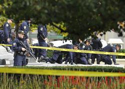 Kanadada kitabxanaya törədilən hücumda 6 nəfər yaralanıb