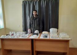 45 kq narkotik maddənin ölkəyə keçirilməsinin qarşısı alındı - DSX-dan əməliyyat - FOTO