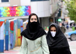İranda koronavirusdan gündəlik ölüm sayı yenidən artıb
