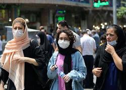 İranda ötən sutkada koronavirusdan 310 nəfər ölüb