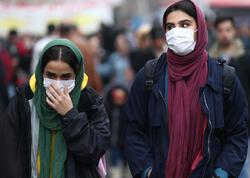 İranda ötən sutkada 434 nəfər koronavirusdan ölüb