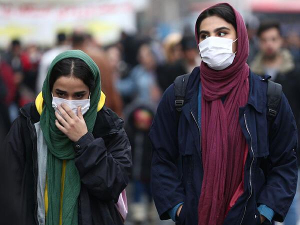 İranda daha 202 nəfər koronavirusdan ölüb