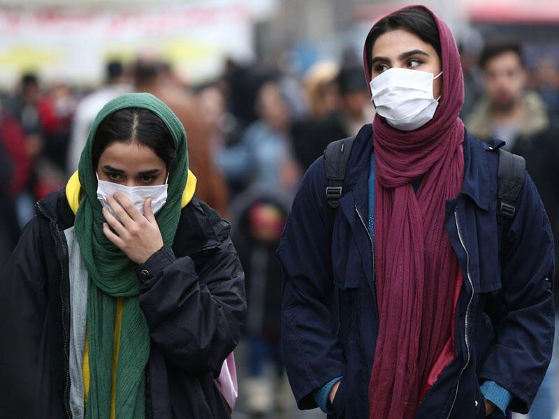 İranda daha 303 nəfər koronavirusdan öldü