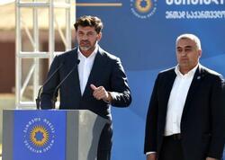 Gürcüstanda hakim partiya seçkilərə hazırlaşır