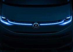 Volkswagen T7 modelinin tizerini dərc edib - FOTO