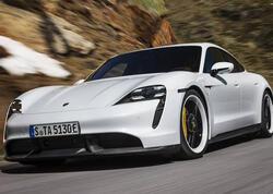 Porsche Taycan yenilənmədən sonra daha sürətli olub - FOTO