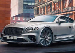Bentley Continental GT Speed modeli debüt edib - FOTO