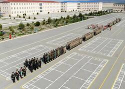 Naxçıvan Qarnizonu Qoşunlarında təşkil edilən kurslar başa çatıb - VİDEO