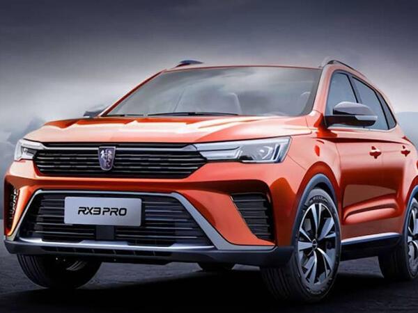 Roewe şirkəti RX3 Pro modelini yeniləyib - FOTO