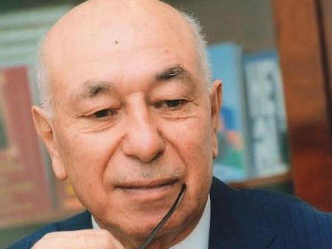 Aydın Heydərov koronavirusdan vəfat etdi